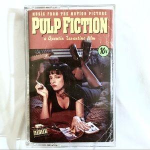 Pulp Fiction Cassette Tape